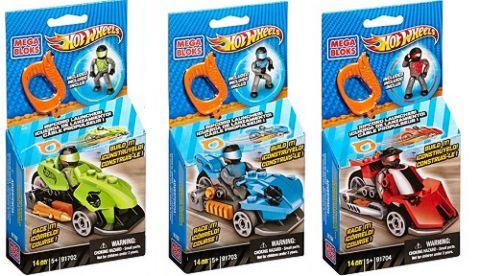 LEGO & Mega Bloks Hot Wheels
