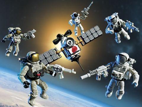 LEGO & Mega Bloks Icarus Troopers