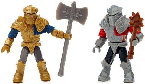 LEGO & Mega Bloks Knights