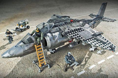 LEGO & Mega Bloks Quality