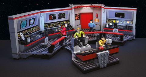 LEGO & Mega Bloks Star Trek