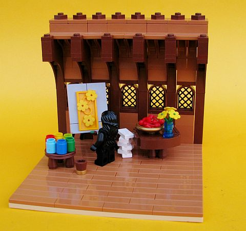 LEGO Minecraft The Village Review 10