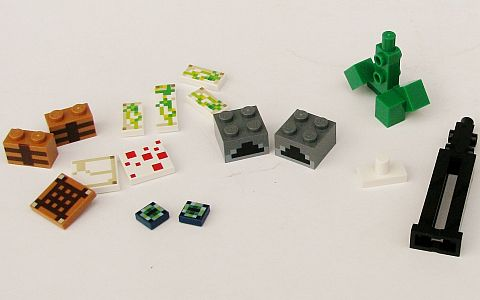 LEGO Minecraft The Village Review 11