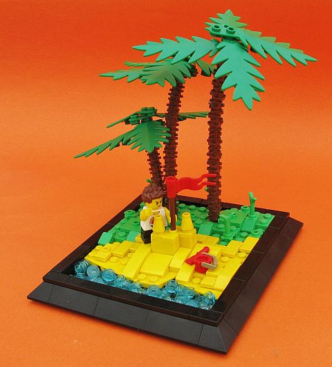 LEGO Minecraft The Village Review 7