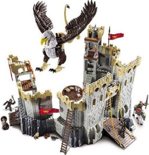 LEGo & Mega Bloks King Arthur
