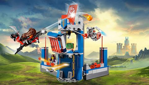 #70324 LEGO Nexo Knights Review 1
