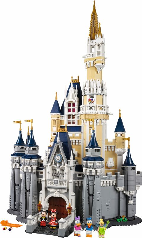 #71040 LEGO Disney Castle 2