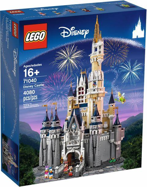 #71040 LEGO Disney Castle 3