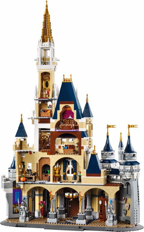 #71040 LEGO Disney Castle 6