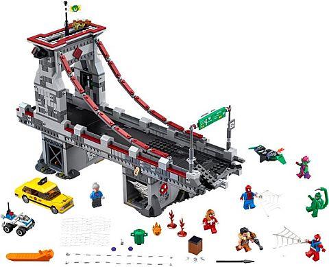#76057 LEGO Super Heroes