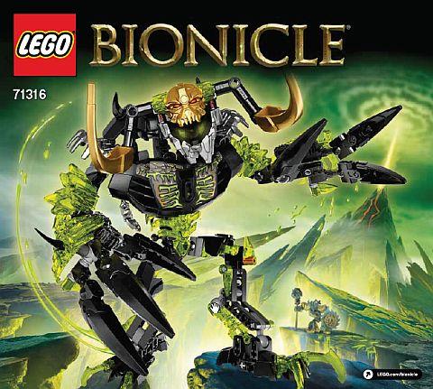 LEGO BIONICLE 2016 Summer