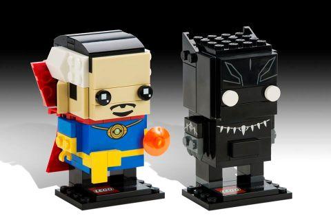 LEGO Brickheadz 3