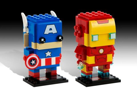LEGO Brickheadz 4