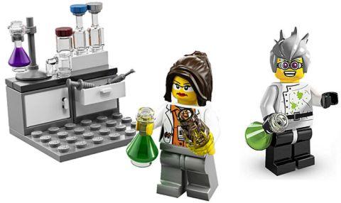 LEGO Contest Build a LEGO Lab 2