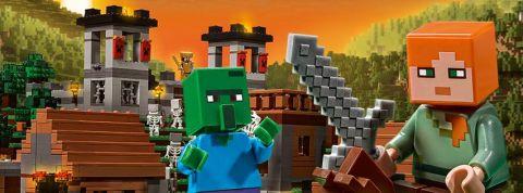 LEGO Minecraft 2016