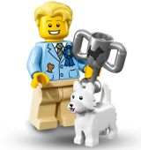 LEGO Minifigures SEries 16 Dog Show