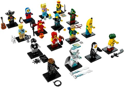 LEGO Minifigures Series 16 Collection