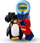 LEGO Minifigures Series 16 Photographer