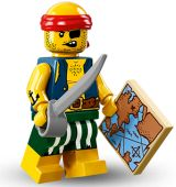 LEGO Minifigures Series 16 Pirate