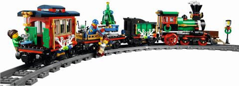 #10254 LEGO Holiday Train Press Release
