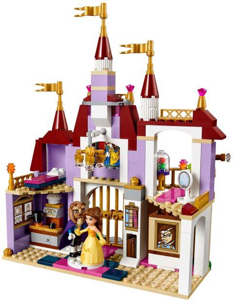 #41067 LEGO Disney Princess Back View