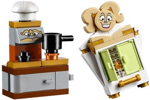 #41067 LEGO Disney Princess Details