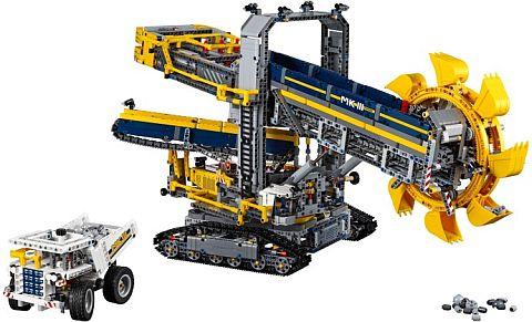 #42055 LEGO Technic
