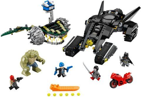 #76055 LEGO Super Heroes