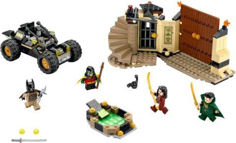 #76056 LEGO Super Heroes
