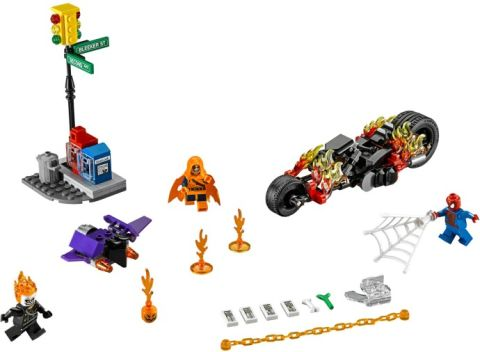#76058 LEGO Super Heroes