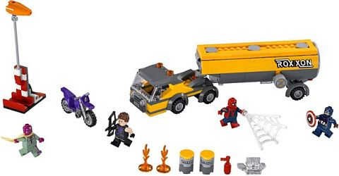 #76067 LEGO Super Heroes