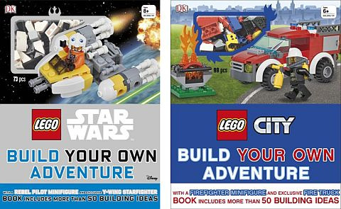 LEGO Book Build Your Own Adventure Review