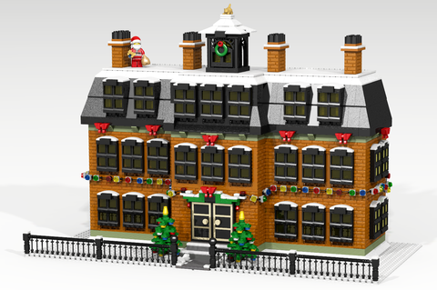 LEGO Ideas Fall 2016 Advent Calendar