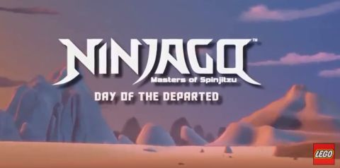 LEGO Ninjago Day of the Departed