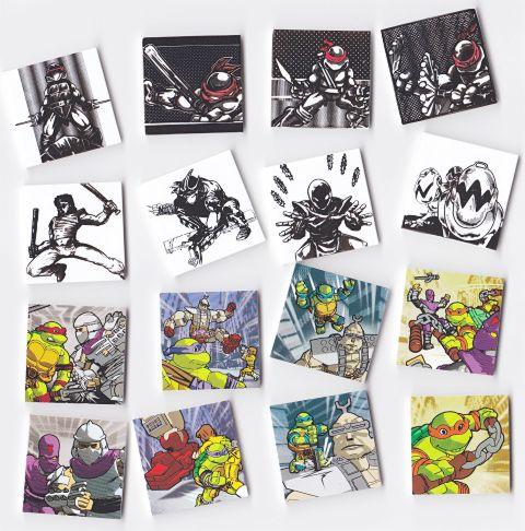Mega Bloks TMNT Collector Series