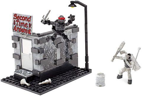 Mega Bloks TMNT Set