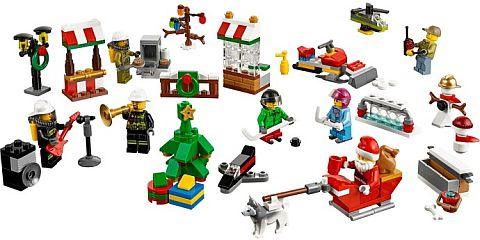 #60133 LEGO Advent Calendar Details