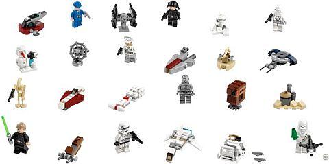 #75146 LEGO Advent Calendar Details
