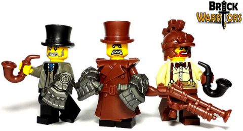 brickwarriors-steampunk