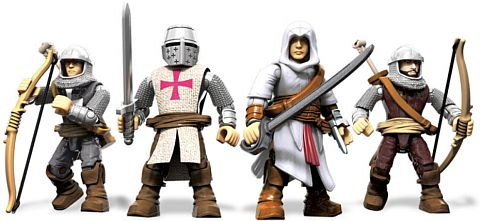 Farewell To Mega Bloks Assassin S Creed