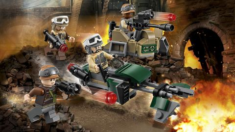 2017 Lego Star Wars Sets Review They were slightly larger than two meters in size. the brick blogger