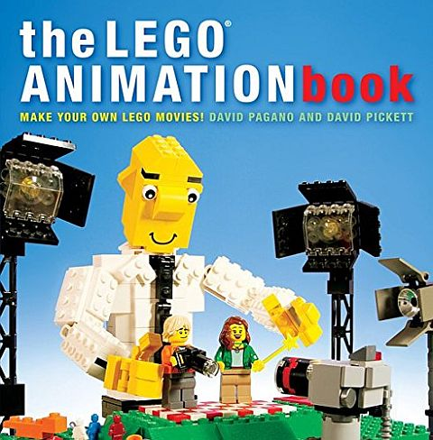 LEGO Animation Book Review 1