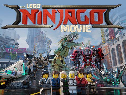The Lego Ninjago Movie Collectible Minifigs