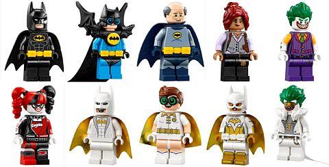 Lego Batman Movie The Joker S Manor