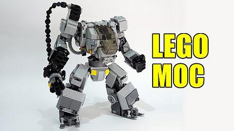 Lego Robots Mechs By Chobbybots