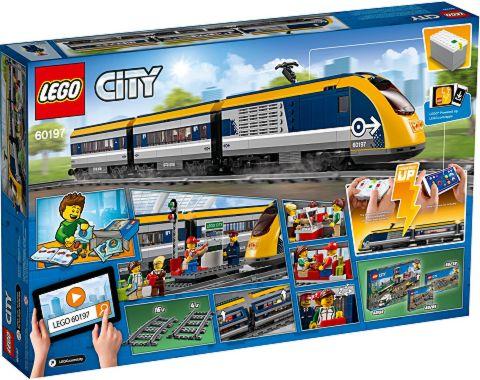 LEGO City Trains Tracks Building Kit #60205
