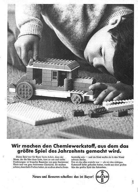 LEGO Beyer 1