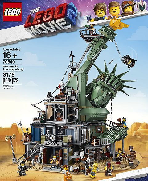 The Lego Movie 2 Sets Video Reviews More