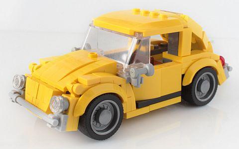Custom Lego Cars With Instruction Videos