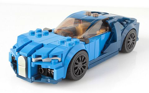 Custom Lego Cars With Instruction Videos